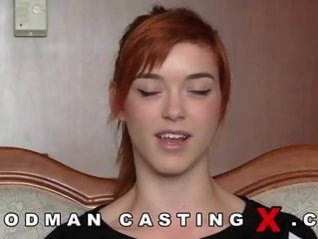 redhead , casting , beauty ,  ,  ,