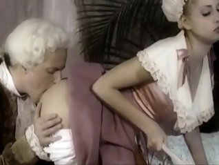 julie , maid , gets , fucked , hard , cock