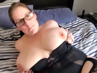 milf , naughty , gets , spoiled , valentines , sexy